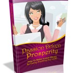 Passion Driven Prosperity MRR Ebook