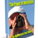 Free PLR Ebook - The Power of Web Video