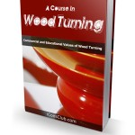 A Course in Wood Turning PLR Ebook