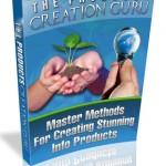 The Product Creation Guru PLR Ebook