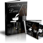 Learn to Play the Piano MRR Package