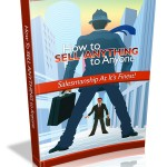How to Sell Anything to Anyone MRR Ebook