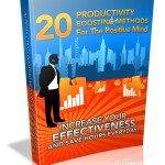 20 Productivity Boosting