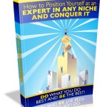 Expert in any Niche and Conquer It MRR Eook