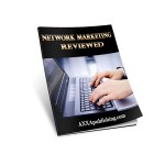 Network Marketing Reviewed PLR Ebook