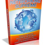 Networking Supreme MRR Ebook