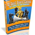 10 Best Board Games MRR Ebook
