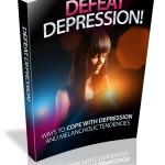 Defeat Depression MRR Ebook