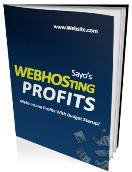 Webhosting Profits PLR Ebook