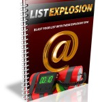List Explosion PLR Report