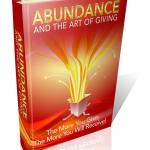 Abundance And The Art Of Giving