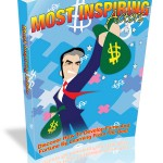 Most Inspiring Actors MRR Ebook