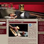 Sleeper Train Wordpress Theme