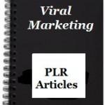 Free PLR Viral Marketing Articles