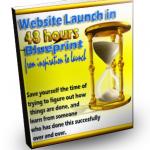 Free MRR Ebook > Website Launch in 48 hours Blueprint