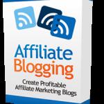 Affiliate Blogging MRR Package