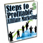 Steps to Profitable Affiliate Marketing