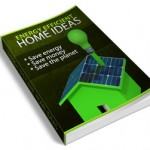 PLR Home Energy Saving Ebook