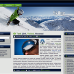 Sking Wordpress Theme
