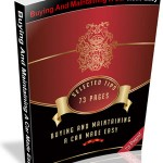 Free MRR Ebook > Buying and Maintaining A Car Made Easy