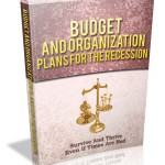Budget Organization Plans For Recession_Ebook