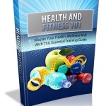 Health And Fitness 101 MRR Ebook