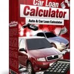 MRR Car Loan Calculator Software