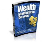 Personal Wealth PLR Ebook