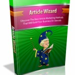 Article Wizard MRR Ebook