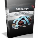 Debt Destroyer MRR Ebook