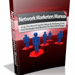 Network Marketers Manual MRR Ebook