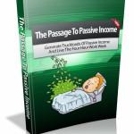 The Passage To Passive Income MRR Ebook