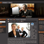 Wordpress Business Theme