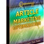 Article Marketing PLR Ebook