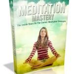 Meditation Mastery MRR Ebook