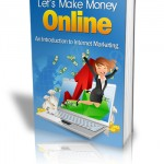 Let's Make Money Online PLR Ebook