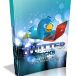Twitter Tricks MRR Ebook
