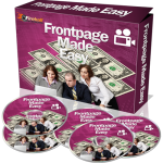 Frontpage Made Easy Video Set