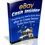 eBay Cash Insider MRR Ebook