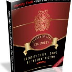 Free Identity Theft MRR Ebook
