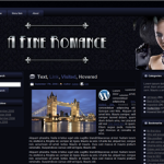 MRR Romance Wordpress Theme