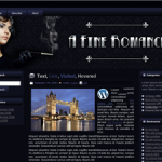 Wordpress Romance Theme