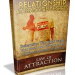 Relationship Attraction Secrets MRR Ebook