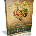 You Are What You Eat Med MRR Ebook