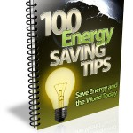 Energy Saving Tips Ebook
