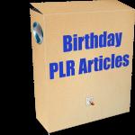 Birthday_PLR_Articles