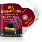 IMA Blog Affiliate Plugin