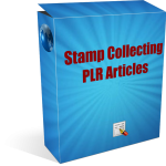Stamp Collecting PLR Articles