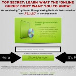 PLR Squeeze Page