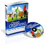 Dead Organized PLR Package